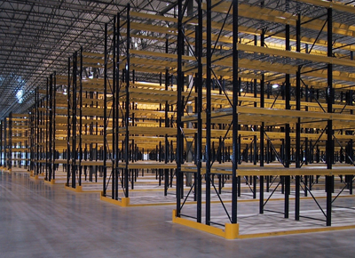 Schertz, TX Used Pallet Racking